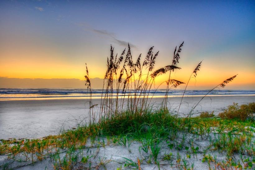 Daytona Beach Ponce Inlet Sunrise