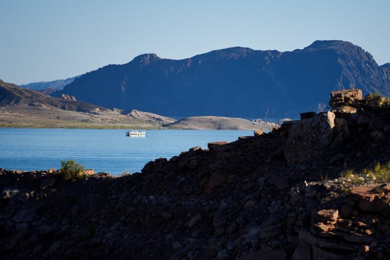 Las Vegas Houseboat Calville Bay