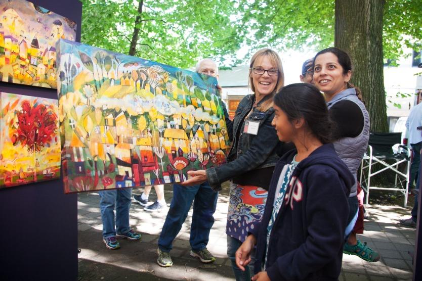 Portland Art Pearl Summer Festivals