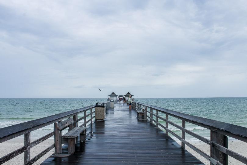 Pier Naples Florida