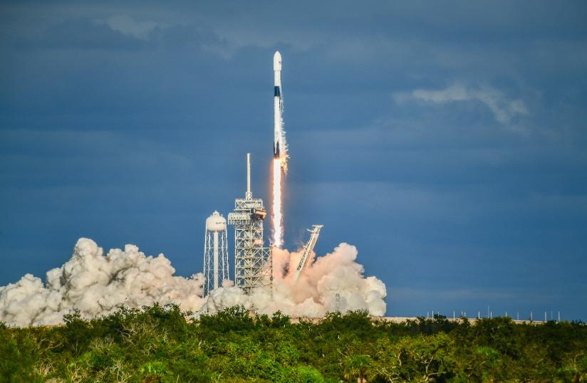 Rocket Take Off Pad 2