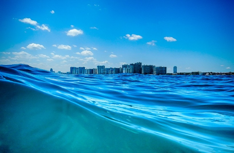 Sea View Of Fort Lauderdale Florida