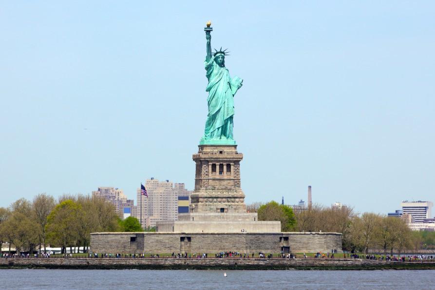 Afbeelding van Statue Of Liberty PC3GPWC