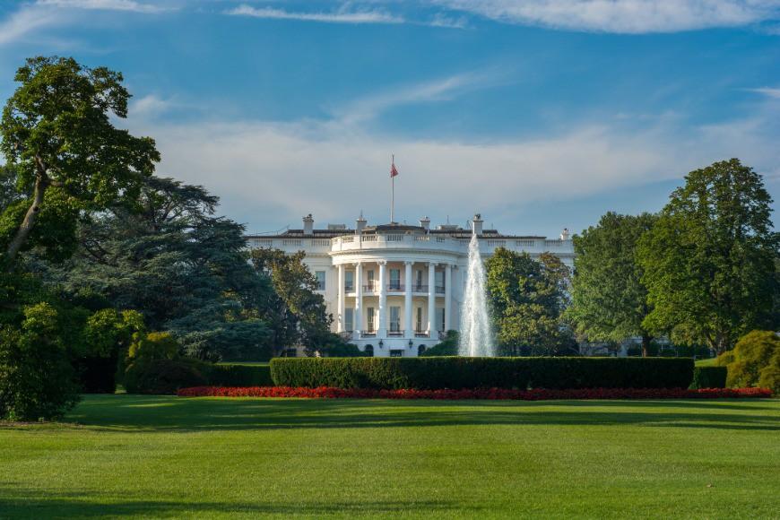 Afbeelding van The White House CBQ95ZW