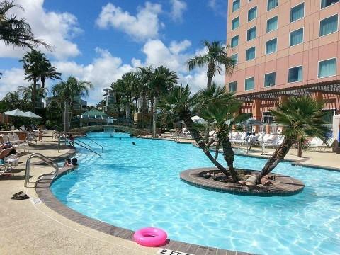 Moody Gardens Hotel Spa