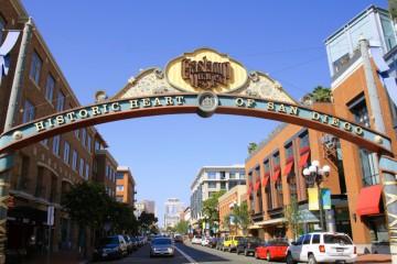 Downtown Gaslamp San Diego