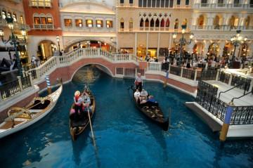 Lobby Venetian hotel