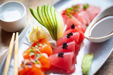 The Lobby Lounge Sushi